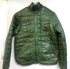 55DSL Men's EcoDown Thermore Thermal Insulation Jacket Dark Green Size XL