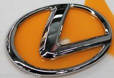 LEXUS REAR EMBLEM NEW GENUINE 90975-02079 IS250 RX350 RX450H ISF GS300 GS430
