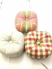 """Country Style Cute Small Square Accent Pillows Pillow Approx 8"""""""