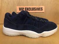18ea6eee74c Nike Air Jordan 11 XI Retro Low Derek Jeter RESPECT 2 size 12 VNDS ...