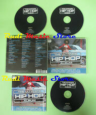 3CD THE ULTIMATE HIP HOP ALBUM 2008 JAY-Z SNOOP DOGG EMINEM BOBBY JAMAICA(C23)lp