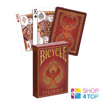 FYREBIRD BICYCLE PLAYING CARDS DECK MAGIC TRICKS POKER GAMES MADE IN USA NEW