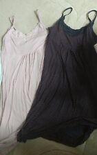 2 Gap Body Maternity Nursing Night Gown Size Small lot