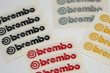 Brembo Rueda Llanta Calcomanías / Stickers-Ducati 748 916 996 / 98 Monster
