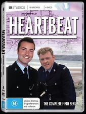 Heartbeat : Series 5 (DVD, 2012, 4-Disc Set) PAL R4 Season 5 VGC