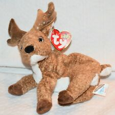Ty Beanie Baby Roxie the Reindeer 2000 Super Soft