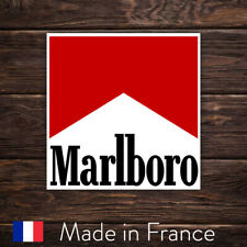 Autocollant Sticker Marlboro Cigarette, Laptop Mur Smartphone, 9cm LSM003