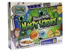 Disgustingly Nasty Science Kit Kids Educational Set NEW