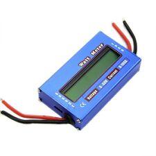 Digital DC combo Meter LCD Watt Power Volt Amp RC Battery charging Analyzer K
