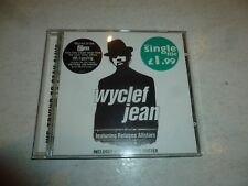 WYCLEF JEAN Feat REFUGEE - We Trying To Stay Alive - 1997 UK 4-track CD single