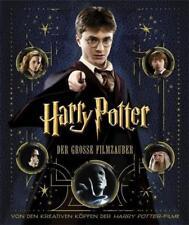 Harry Potter: Der große Filmzauber (Erweiterte Neuausgabe) von Brian Sibley (2012, Gebundene Ausgabe)