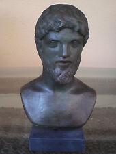 Aristotle Bust - Greek Philosopher - Aristoteles - Bronze Effect