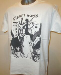 Bob Dylan Planet Waves Music T Shirt New Morning Blood On The Tracks Desire R092