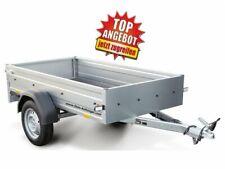 STEMA pkw Anhänger Kasten OPTI 750 Kg 33cm Bordwände 13Zoll 100KM/H Freigabe