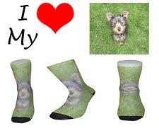 I Love My Dog Novelty Socks -  Great Novelty Socks Mens, Ladies Socks. Pug, Labr