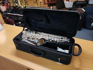 Conn-Selmer Avant DAS180S Student Alto Sax - Silver (brand-new instrument)