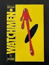 WATCHMEN #1 DC Comics 1987 VF/NM TPB 1st Edition
