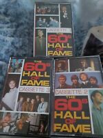 The 60s Hall Of Fame 3 Cassettes