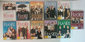 Frasier, Complete series 1-11; Region 4