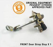 Citroen C3 Door Stop Check Strap Front Link 3 5 Door Right Left Side 9181N0 New
