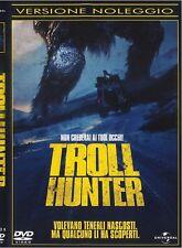 Dvd TROLL HUNTER - (2010)   ......NUOVO
