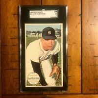 1964 Topps Giants Dave Wichersham - Detroit Tigers - SGC 7