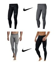 Nike Pro Men's Cool Tights Compression Training Gym Tight Black Grey S M L