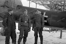 negativ-JU 87-Stuka-Sturzkampfgeschwader 1/StG 51-Köln-piloten-Flugplatz-49