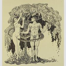 Leo Impekoven: EVA UND ADAM. 20 erotische Lithografien um 1928.