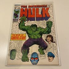 New listing The Incredible Hulk #116 (Vg-) Marvel Comic See Pictures