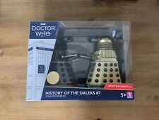 More details for doctor who history - day of the daleks #7 - collector figure set
