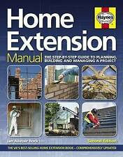 Home Extension Manual: Step-by-Step Guide to Planning, Building etc.  (item 037)