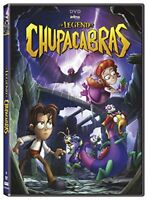 LA LEYENDA DEL CHUPACABRA( DVD, 2017)  ANIMATION*COMEDY  THE LEGEND