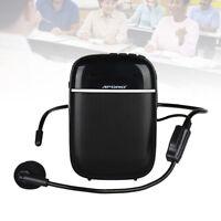BTOOTH 10W Waistband Voice Amplifier Booster + Microphone For Teacher Coach