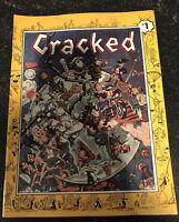 Major Magazines CRACKED #1 1958 (modern reproduction)