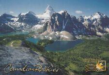CANADA UX 120 - CR335 - PREPAID POSTCARD  MOUNT ASSINIBOINE  WITH TM ON BACK