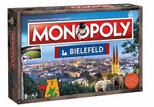 Monopoly bielefeld City Edition ciudad Edition juego sociedad juego juego de mesa