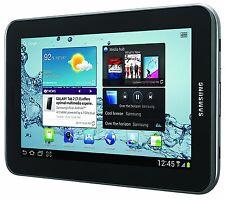 Samsung Galaxy Tab 2 GT-P3100 7 pulgadas 8GB Wi-Fi+3G Desbloqueado de llamada de voz-Plata