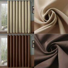 "100"" x 96"" Function Curtain - Wide Thermal Blackout Patio Door Room Window Panel"