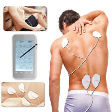 Electrical Stimulation Massage Tens Unit 12 Mode Digital LCD Machine Therapy Set