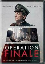 Operation Finale - DVD Region 1