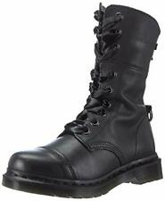 Dr. Martens Women's Aimilita 9-Eye Black Triumph Collection US 8 EU 39 UK 6 LAST