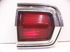 1966 PLYMOUTH SPORT FURY RH OUTER TAILLIGHT ASSY NICE OEM #2606162