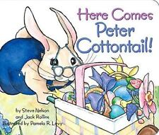 Here Comes Peter Cottontail by Rollins, Jack , Board book