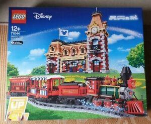 LEGO 71044 LE TRAIN ET LA GARE DISNEY  SET NEUF NEW NUOVA