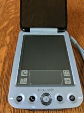 *Very Clean* Sony Peg-Sj33/U - Clie Pda 16-Bit Color Lcd Palm Os 4.1 16Mb Mp3
