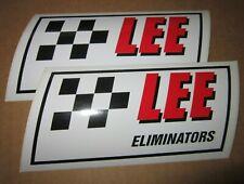 Exxon Mobile Vinyl Decal Sticker Vintage Retro Race Car Muscle Drag Race Rc
