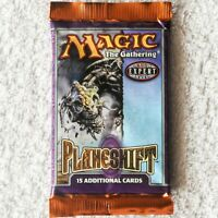 MTG: PLANESHIFT Sealed Booster Pack from Box - Magic - Invasion Block - English
