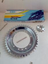 Puch Maxi N S Kettensatz 11 Z Ritzel  zu 42 D94 Kettenrad mit Kette