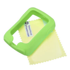 Garmin Edge 820 Piel De Gel silicona varios colores & Protector pantalla gratis